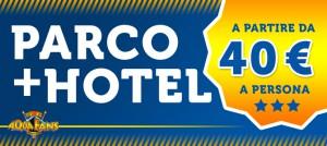 parco + hotel aquafan