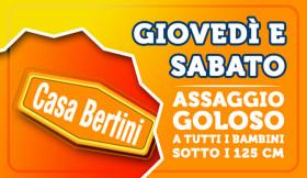 Festa a Tema Casa Bertini...