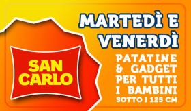 Festa a Tema San Carlo...